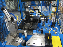End forming equipment and end forming swaging machines from MTD.
