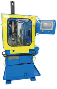 "MTD M82-E Electric Tube End Forming Machines accept tubes up to 3"" in diameter"