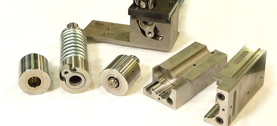 End forming solutions from Manchester Tool & Die